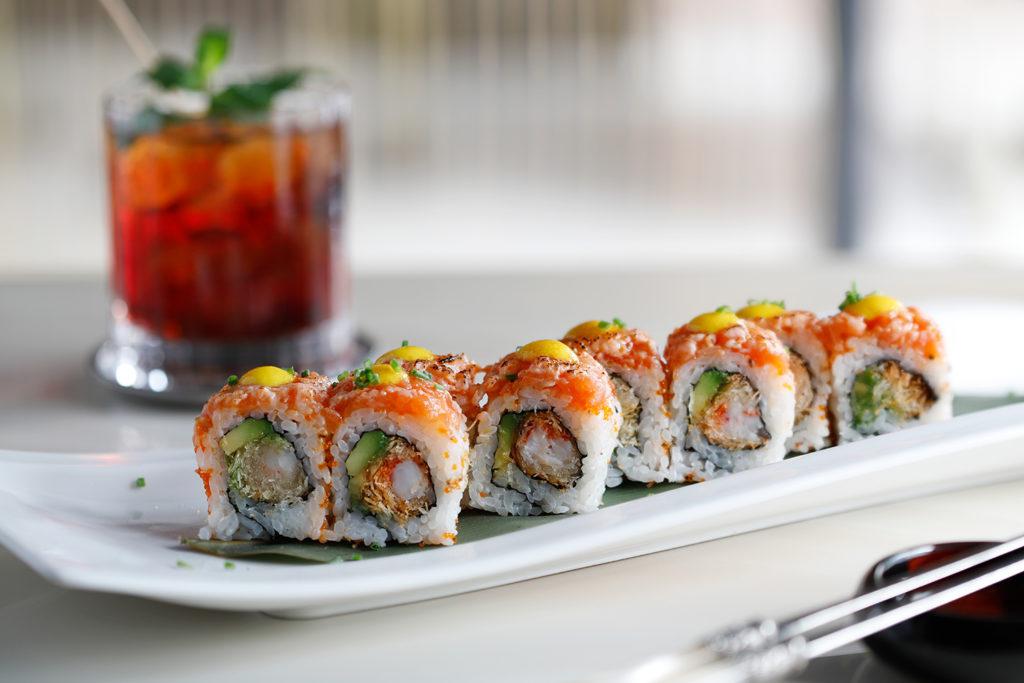 Fusion Sushi Roma