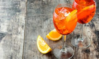 foto cocktail spritz