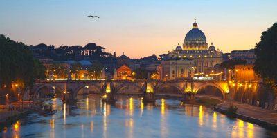Aperitivo al centro di Roma