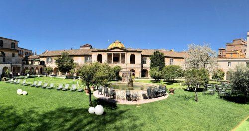 Borgo ripa il giardino delle Meraviglie Trastevere Roma