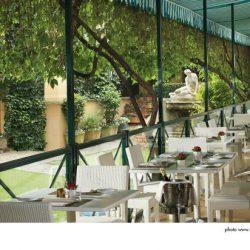 Giardino Rossini Hotel Quirinale 3
