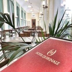 Giardino Rossini Hotel Quirinale Roma 2