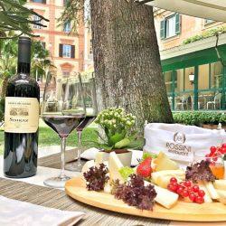 Giardino Rossini Hotel Quirinale Roma 4