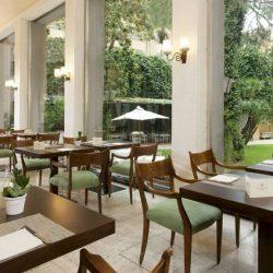 Giardino Rossini Hotel Quirinale Roma