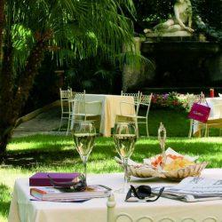 Giardino Rossini Hotel Quirinale