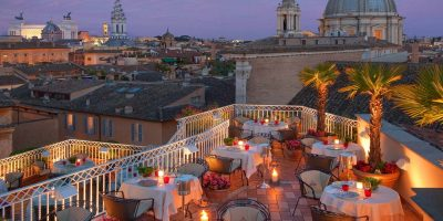 Rooftop Roma