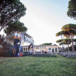Villa Osio Casa del Jazz Roma 1