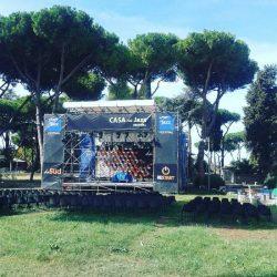 Villa Osio Casa del Jazz Roma 4