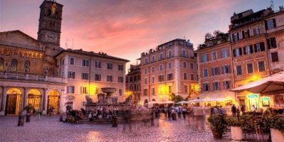 locali per aperitivo trastevere Roma